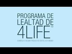 Inscríbete en el Programa de Lealtad de 4Life ¡hoy mismo! - YouTube