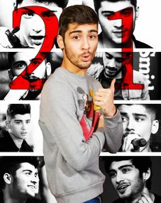 (GIF) happy birthday, Zayn!!! Congrats on being of legal age to drink in the US.