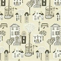 Sanderson - Traditional to contemporary, high quality designer fabrics and wallpapers   Products   British/UK Fabric and Wallpapers   Jubilee Square (DOPS212445)   Options 11 Wallpapers