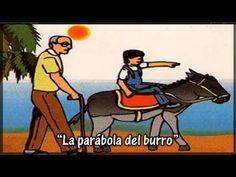 """""""La parábola del burro"""" • Cuentos Espirituales"""