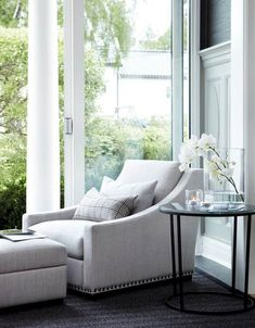 Living Room Decor And Design Ideas - Top Style Decor Home Living Room, Living Room Furniture, Living Room Decor, Living Spaces, Home And Deco, Room Inspiration, Home Furnishings, House Design, Design Design