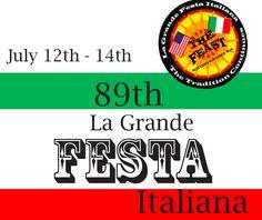 Bridgeport Festa this Friday!