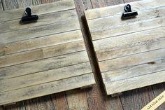 Old Blue Silo: mini pallets & fall printable