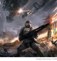 Epic Storm Trooper