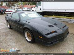Front 3/4 View of 1987 Pontiac Firebird GTA Trans Am Photo #7