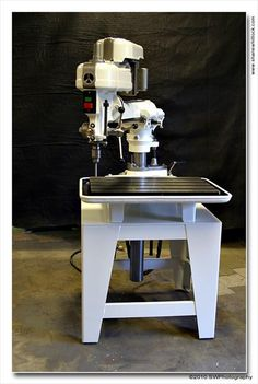Rockwell Manufacturing Co. - Radial ram Drill Press / Model No. 15-126 | VintageMachinery.org