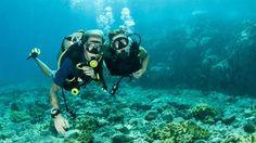 Scuba diving in Thailand - Dykkerkurs i Thailand - KILROY #underwater #open #water #divers #diver