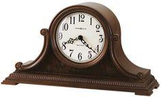 Howard Miller Albright 635-114 Cherry Mantel Clock