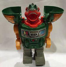 CRAZY vintage pachi Japanese kaiju / robot battery powered toy sofubi monster