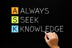 Help adult learners gain knowledge!