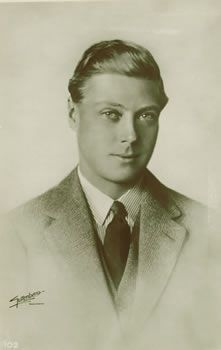 Edward VIII, the Prince of Wales at Oxford (later Duke of Windsor) picture date 1912-1920