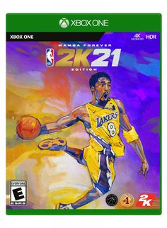 Experience new features and new players in the classic basketball game on NBA 2K21 for Xbox One. In the new MyCAREER Story Ascend from high school ball to one of ten officially-licensed college programs to the big leagues. Make big moves on the court and even bigger moves off of it, and make a name for yourself along this exciting, dramatic journey. The Mamba Fever Edition includes the following: 100,000 virtual currency, 10,000 MyTEAM points, MyTEAM packs, digital items for you MyPLAYER and mor Jeux Xbox One, Xbox 1, Xbox One Games, Basketball Video Games, Nba Basketball, Nintendo Switch, Basket Nba, Ultra Hd 4k, Player Card