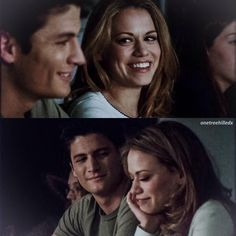 find you a guy who looks at you the way nathan looks at haley