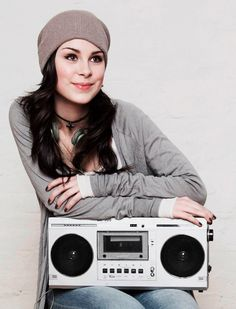 "lena meyer-landrut. I love the song ""Not Following"""