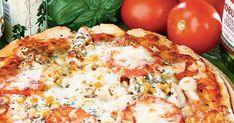 Egy finom Pizza Vidék íze-módra vacsorára, ebédre