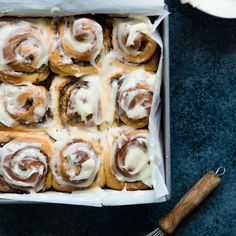 The Best Cinnamon Rolls You'll Ever Eat | Ambitious Kitchen