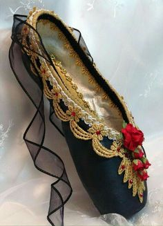 .decorated points shoe♡.