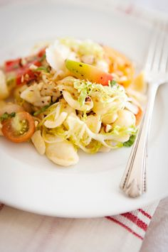 Summer Pasta Salad - Recipes - The Jewels of New York