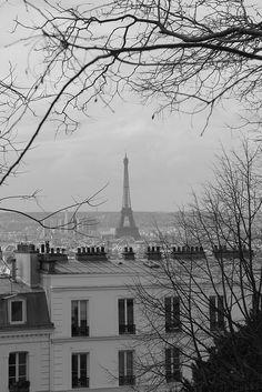 Paris - Eiffelturm by bersli, via Flickr