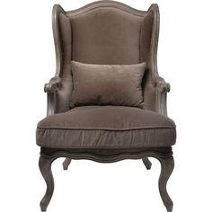 Кресло Villa Grandfather Velvet - KARE Design