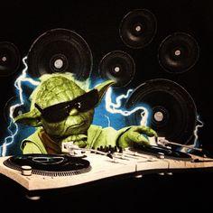DJ Yoda.