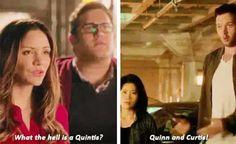 Ahhhh they used Quintiss!!!!