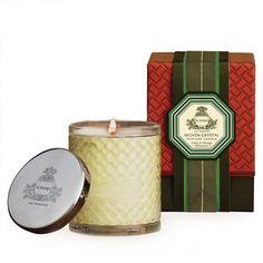 58.00$  Buy now - http://vihhq.justgood.pw/vig/item.php?t=fj6fbua59604 - Agraria Woven Crystal Candle