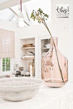pink sweetness #interiors #decor
