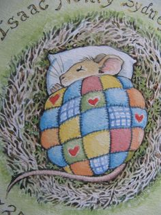 A gift for little Isaac by Joy Williams, via Flickr