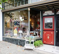 Sprout Baby Boutique - Pacific Grove, California