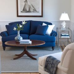 """ethanallen.com - hyde sofa 79""""   ethan allen   furniture   interior design  Great color and style. Like the coffee table too."""