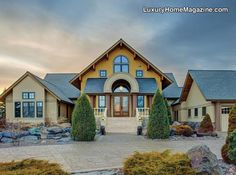 stunning home in Montana | #house #luxuryhomes