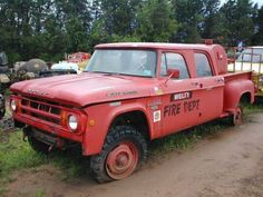 1968 Dodge Power wagon W200