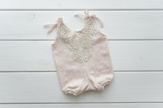 Image of Helen romper /two colors / three sizes