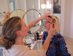 day to night makeup how-to by Gwyneth Paltrow's London MUA.