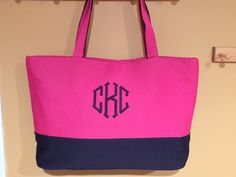 Personalized Neoprene Tote Bag - Cooler Bag - Cooler Tote Bag - Monogrammed Tote -  Personalized Teacher Tote Bag by MJMonograms on Etsy