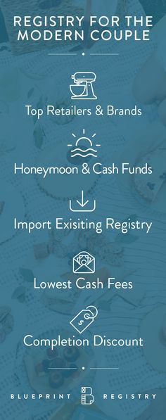 Join over 50,000 couples that have used Blueprint Registry for their - fresh blueprint registry fees