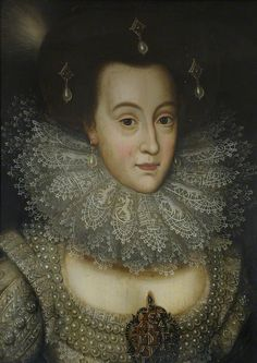 Elizabeth Stuart Queen of Bohemia, Daughter of James I Adele, House Of Stuart, Tudor Dynasty, Mary Stuart, Mary Queen Of Scots, Elizabeth I, Art Uk, Royal House, British History