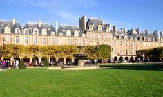 Les plus belles places où flâner en France - Linternaute.com Week-