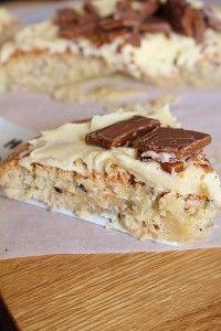Bilderesultat for glutenfri tapas mat Best Dessert Recipes, Sweet Recipes, Cake Recipes, No Bake Snacks, No Bake Desserts, Apple Crisp Cheesecake, Grandma Cookies, Cookie Cake Pie, Pan Dulce