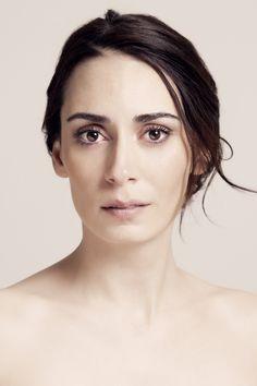 Actress Melisa Sözen, photographer Ege Islek