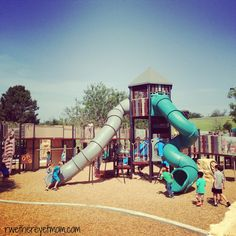 5 Things to Love about Georgetown's New Creative Playscape ~ #101PreschoolDates - R We There Yet Mom? | Family Travel for Texas and beyond.....