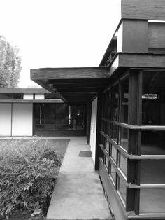 Schindler Studio House