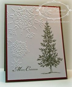 Stamping with Melva: It's the most wonderful day of the year! in 2020 | Stamped christmas cards ...