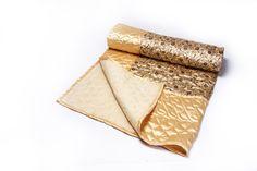 Silk Block Printing Quilt