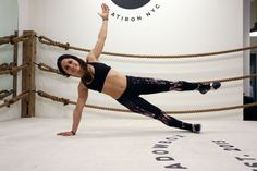 MOVE IT MONDAY: OLIVIA AMATO IN KARMA ACTIVEWEAR : Health Beauty Fitness