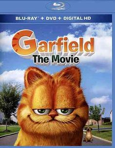 The long-running, popular comic strip about the fat and lazy cat named Garfield comes to life with this live-action Hollywood comedy. Based on characters created by Jim Davis, the film tells the story
