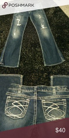 Silver jeans EUC Frances Flare Silver Jeans Jeans Flare & Wide Leg