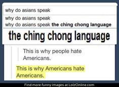 Asian enigma...