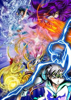 Sailor Planet Power
